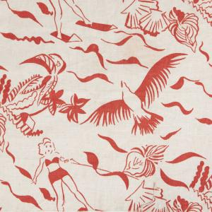 2004.23.104 waterskier printed fabric